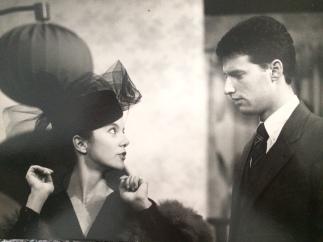 """Appuntamento d'amore"" foto di scena"