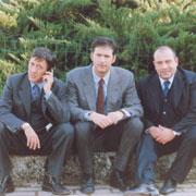"""""""Il Latitante"""" - Tony Sperandeo, Massimiliano Virgilii e Oscar di Maio"""