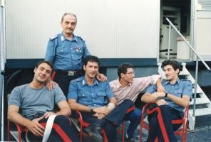 Sergio Fiorentini, Paolo Gasparini, Ruben Rigillo, Daniele
